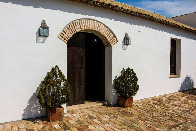 puerta casa del molino