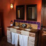 detalles del baño casa rural