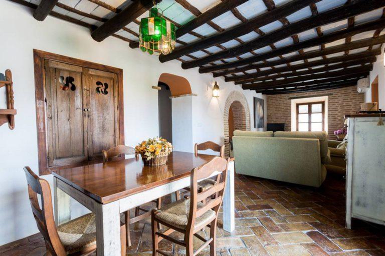 casa típica andaluza